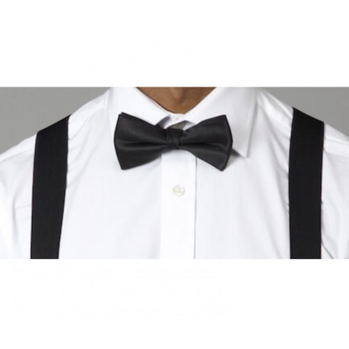 Satin Bow tie for Mens