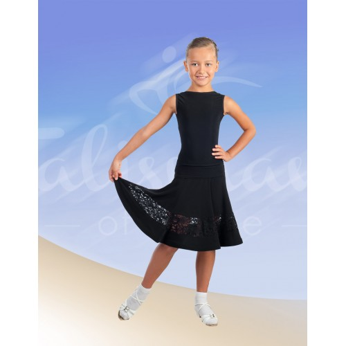 Skirt for Latin/Ballroom