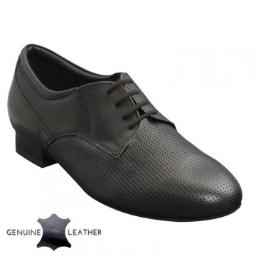 Ray Rose 342 Arctic Black Leather 