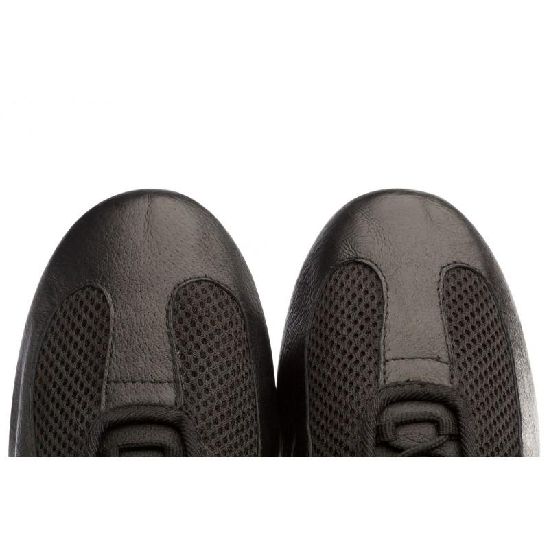 bff2ee6d5 Supadance 8899 Black Leather/Mesh - Abundance Shop
