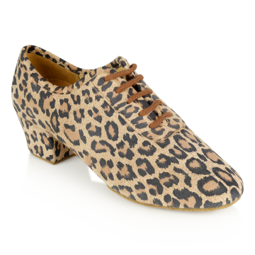Ray Rose 415 Solstice Leopard Print Leather