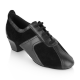 Ray Rose 410 Breeze Black Leather/Black Suede